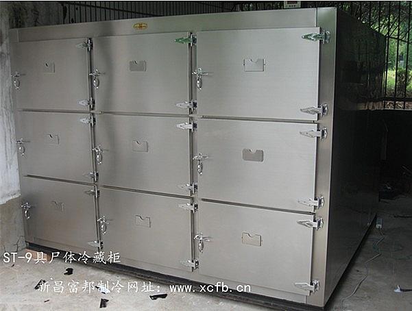 ST-9屉冷藏柜